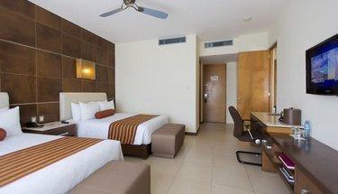 Double suit Krystal Urban Cancún Hotel Cancún