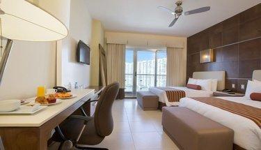 Standard double room Krystal Urban Cancún Hotel Cancún