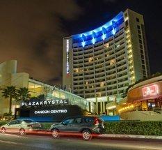 Facade Krystal Urban Cancún Hotel Cancún