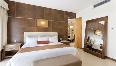 Suite king Krystal Urban Cancún Hotel Cancún